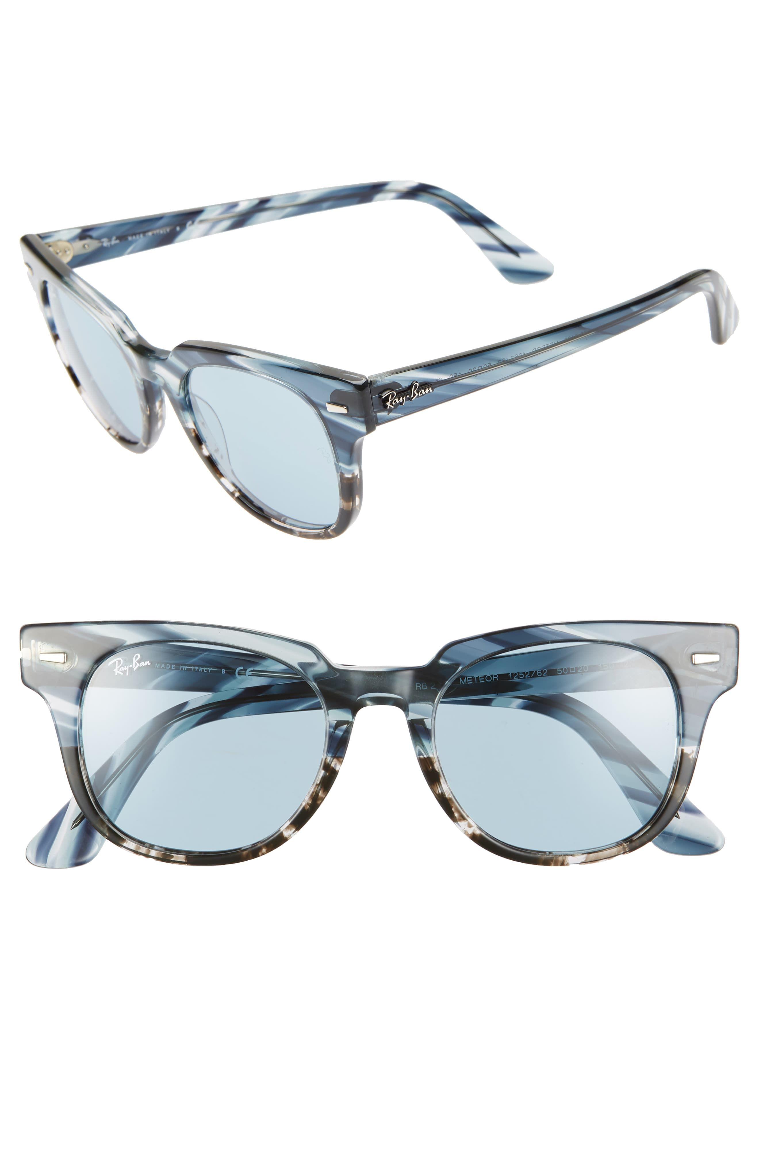 Ray Ban Wayfarer 50mm Square Sunglasses Rayban Wayfarer Sunglasses Square Sunglasses