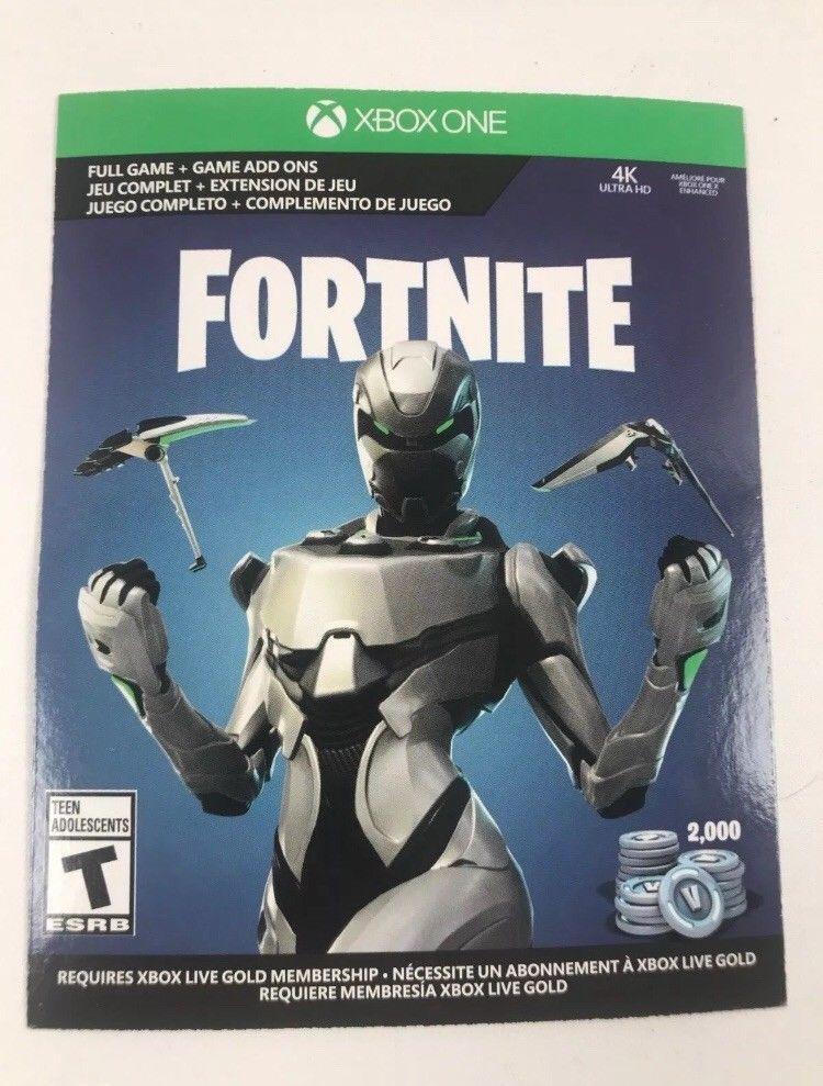 Fortnite Skin Codes For Xbox One Ssmatters