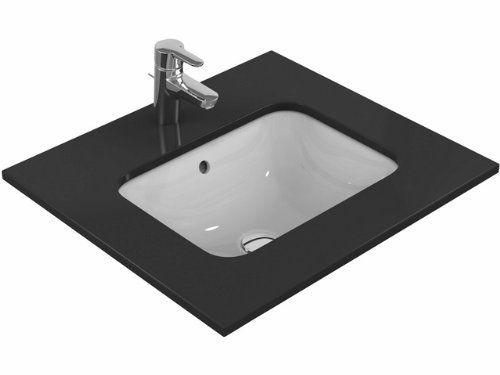 Ideal Standard E505601 Connect Vasque rectangulaire à encastrer 42 ...