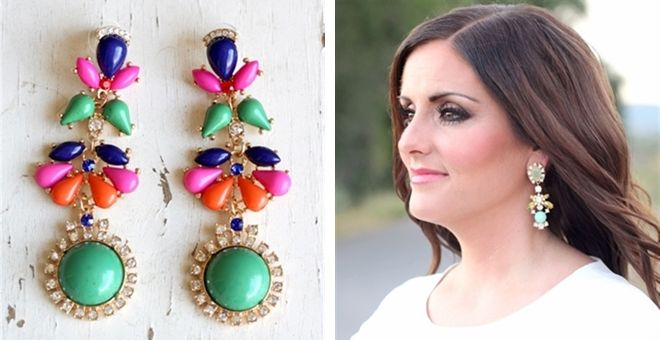 j crew inspired and drop earrings blowout sale jewelry