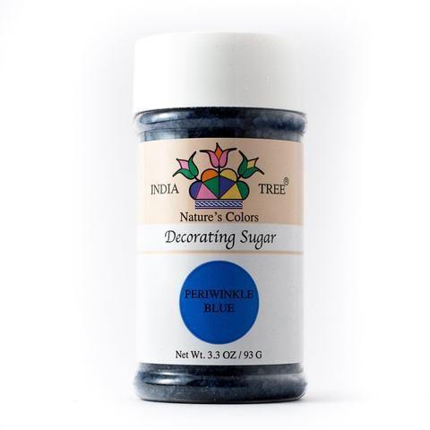India Tree Decorating Sugar Perriwinkle Blue