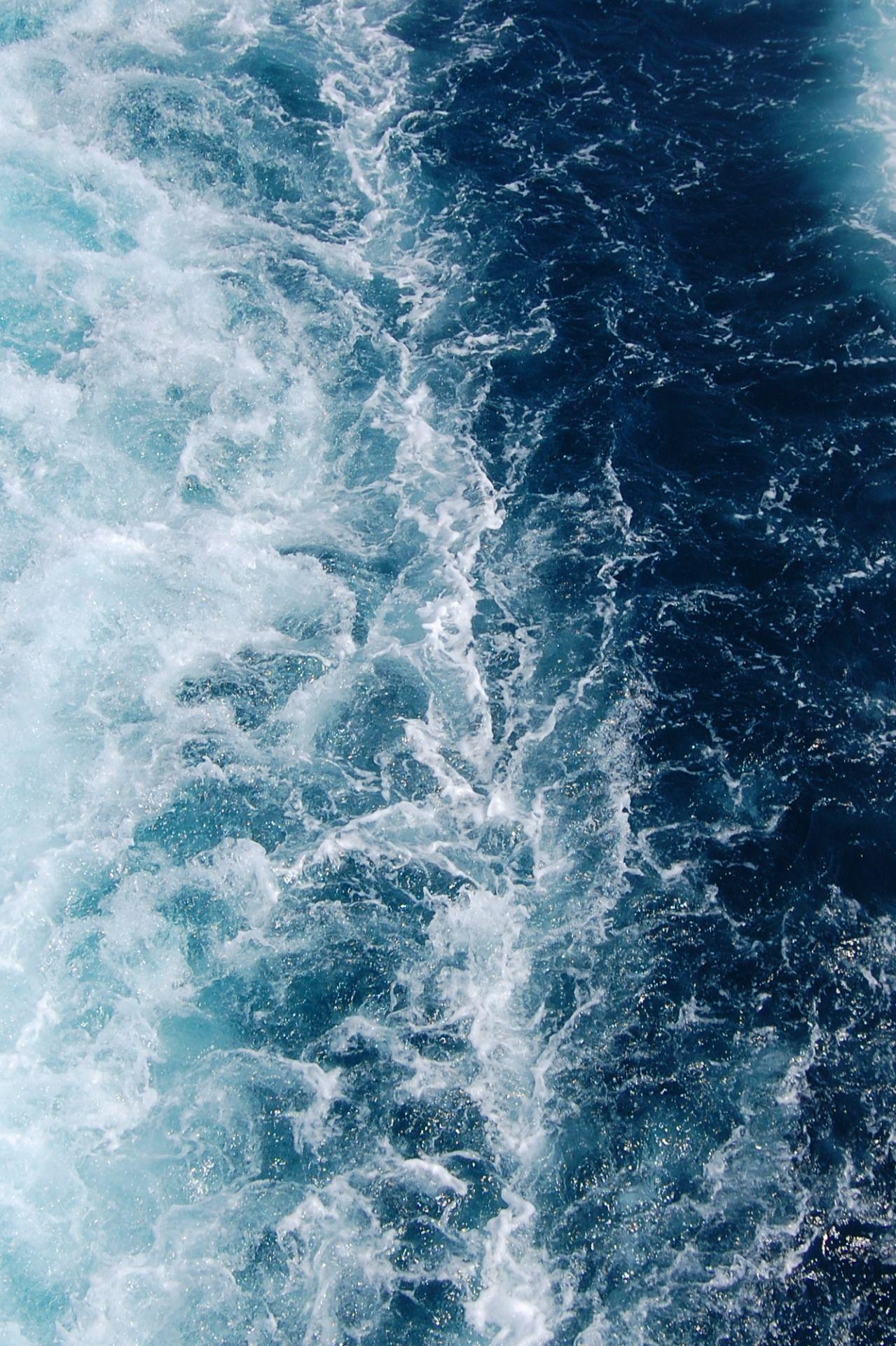 R2 d2 untitled by mariabogdanova art installation - Wallpaper ocean blue ...
