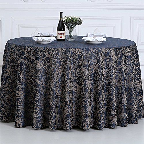 Western Hotel Tablecloth Round Table Cloth Table Cloth Table