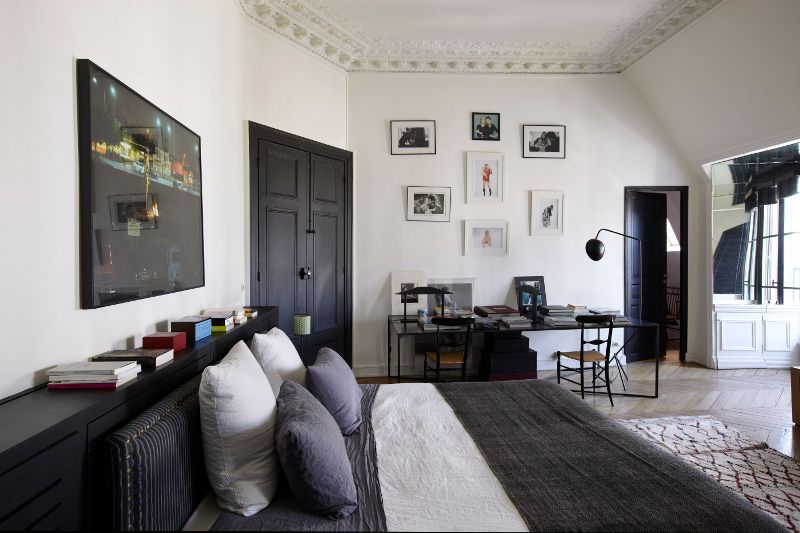 Best Deco Porte Interieure Noire Pictures - Seiunkel.us - seiunkel.us