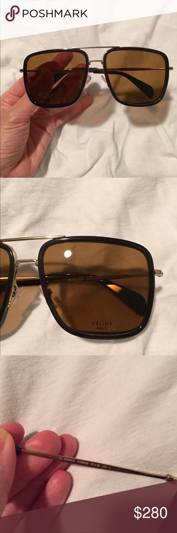 Brand Sunglasses Hamptons Celine New Authentic N0vmwOn8
