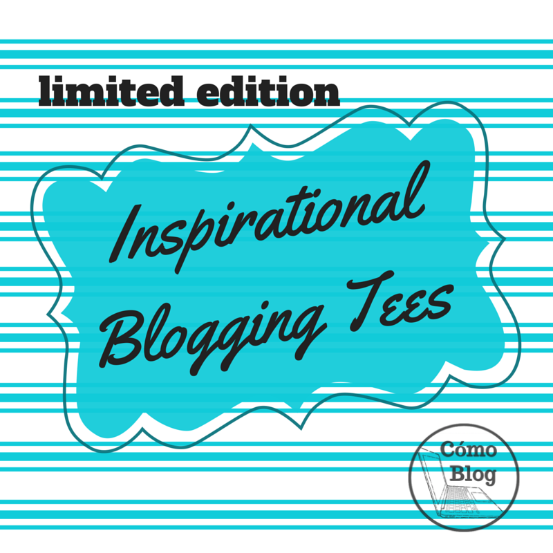 inspirational blogging tees by Top business