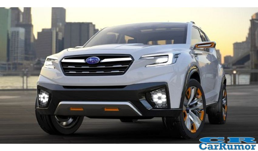 2018 Subaru Tribeca Replacement Changes Design Price Release