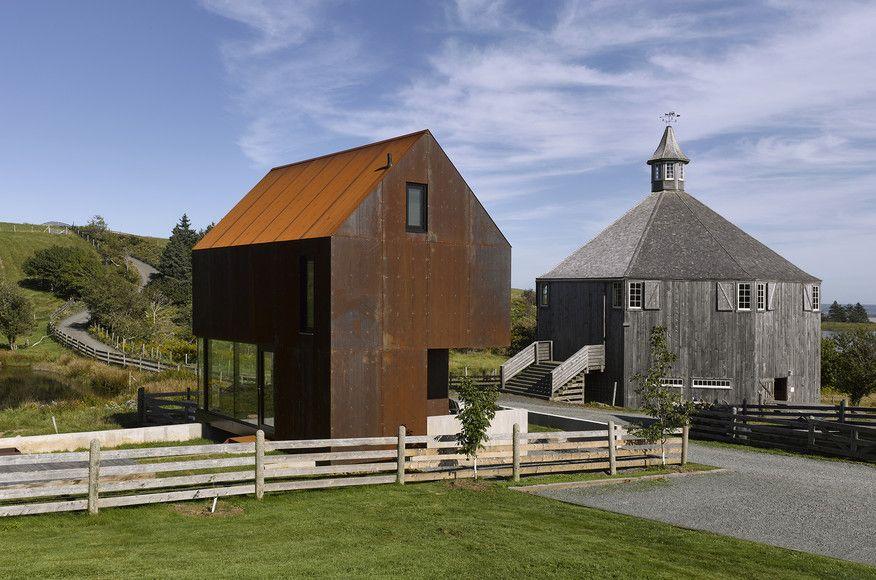Enough House Architect Magazine Mackay Lyons