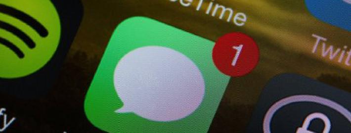 Apple arbeitet an Behebung des iOS-Bugs - apple-ios-bug-nachrichten-app #iphone #apple
