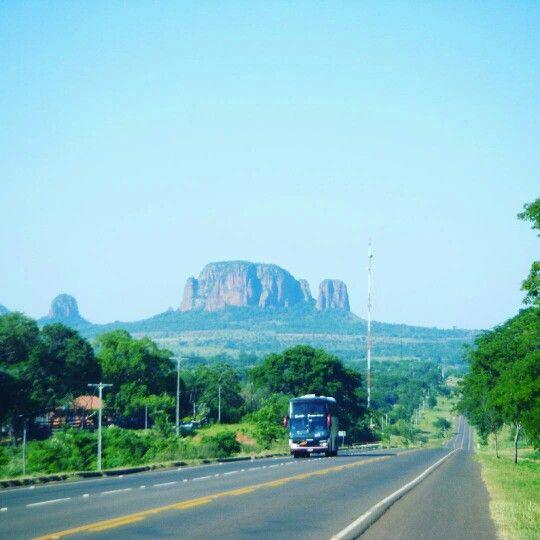 #Paraguay  Ciudad de pedro Juan caballero