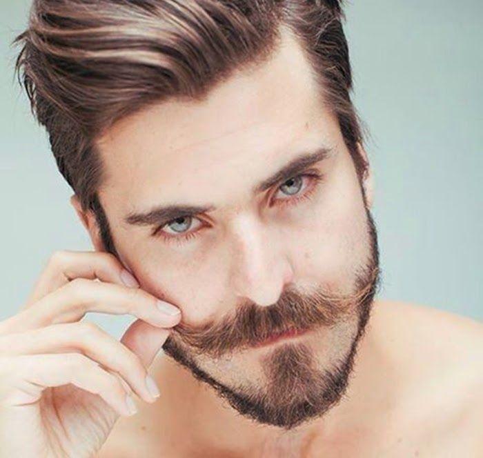 TIPOS DE BARBA 2018 → Tendências para cada tipo de rosto! Beard