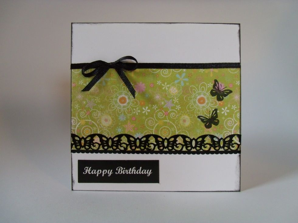 One of todays card making frenzy!