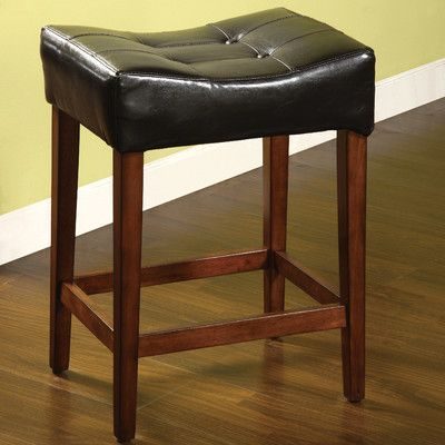"Hokku Designs Studio 25"" Bar Stool with Cushion"