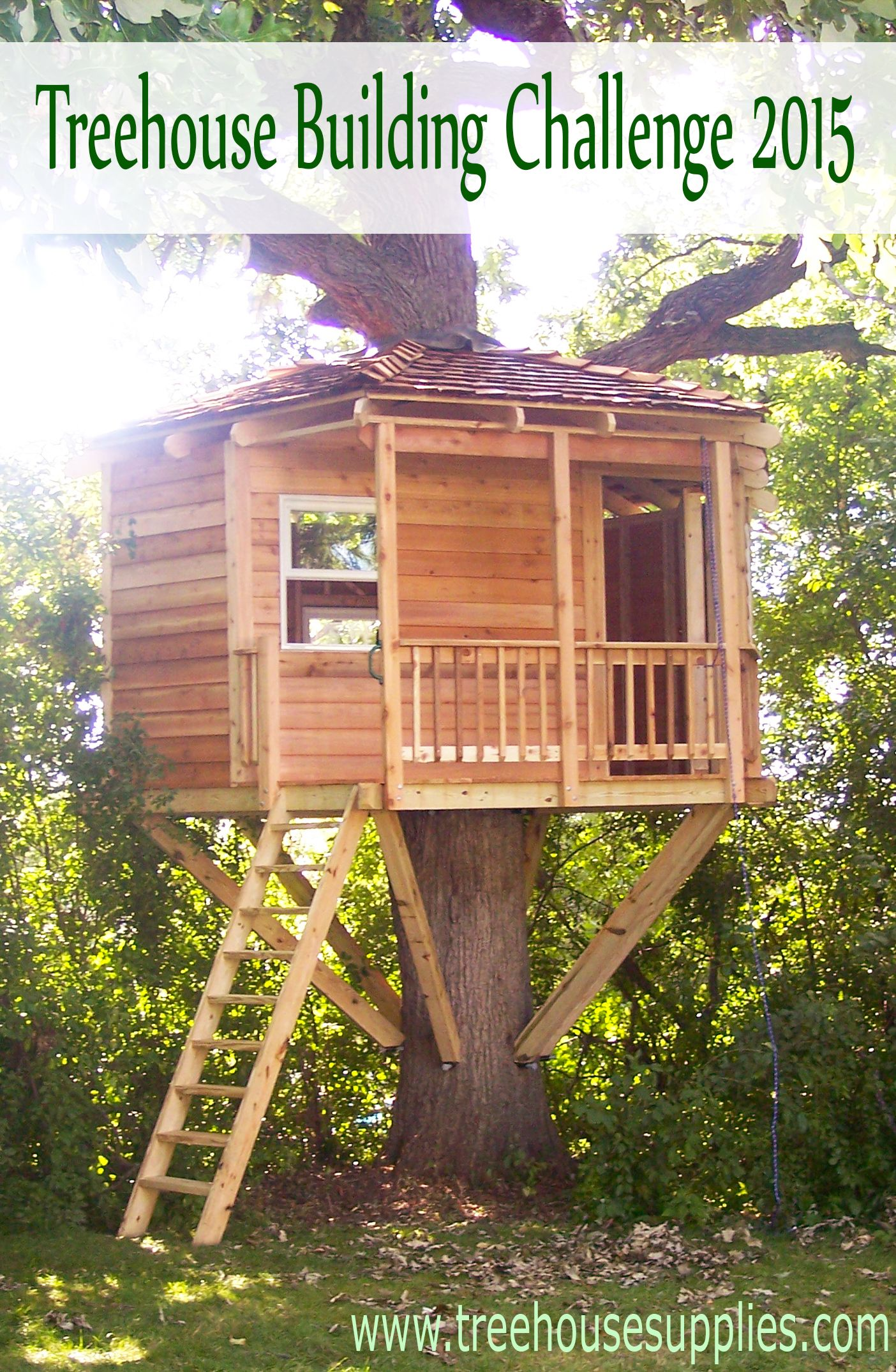 Building  treehouse this summer why not participate in our challenge where you can win up to worth of accessories also supplies thsupplies on pinterest rh
