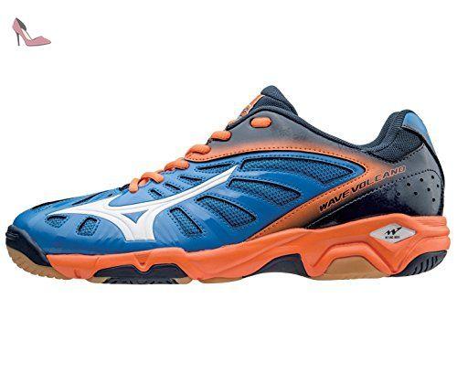 Mizuno Wave Volcano Chaussure Sport En Salle AW15 47