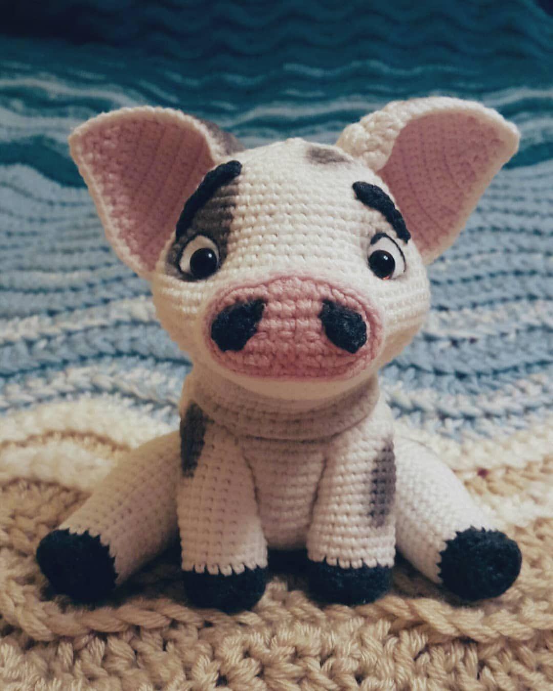 Amigurumi Sweet Pig Free Pattern | 1350x1080