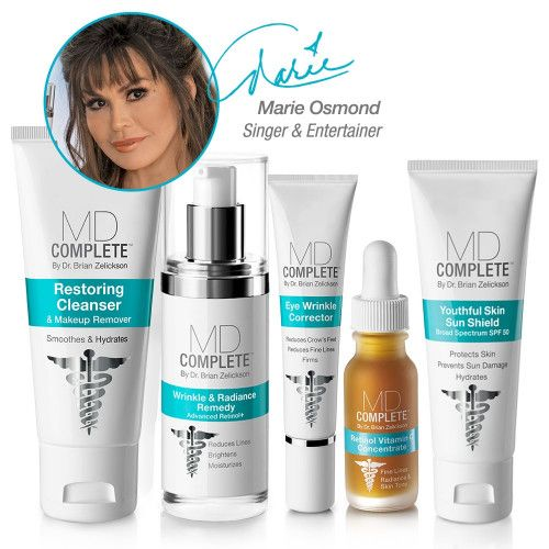 Md Complete Skincare Anti Aging Anti Aging Facial Anti Aging Wrinkle Creams Skin Care Exfoliation