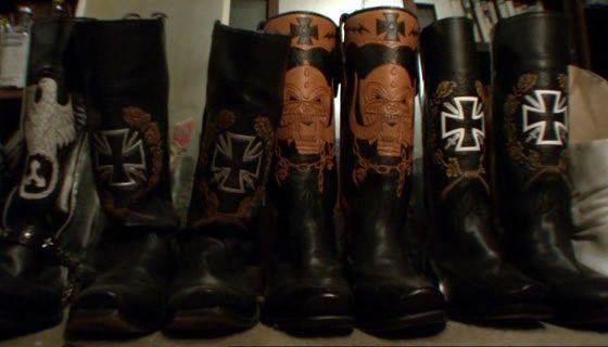 lemmy kilmister has the best boots