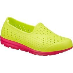 f5f192f3eaf Shop for Women's Skechers H2GO Green/Pink. Free Shipping on orders over $45  at Overstock - Your Online Shoes Outlet Store! Get 5% in rewards with Club  O! - ...