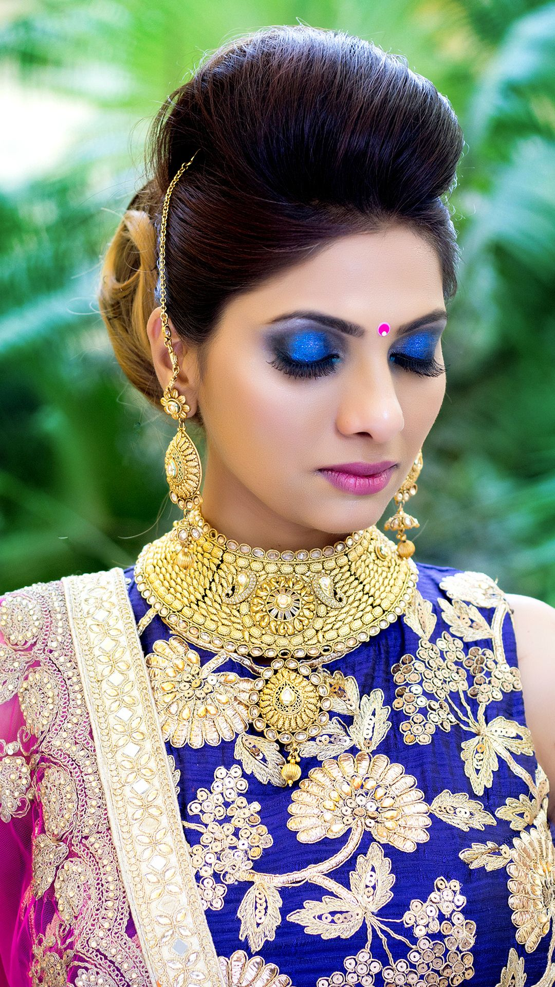Pin by Nupur Gupta on BRIDAL SERIES Best makeup products