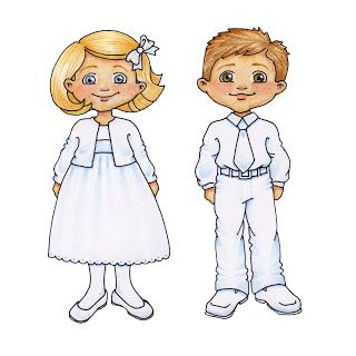 I love these cute kid drawings! I am making Resurrection Puppets ...