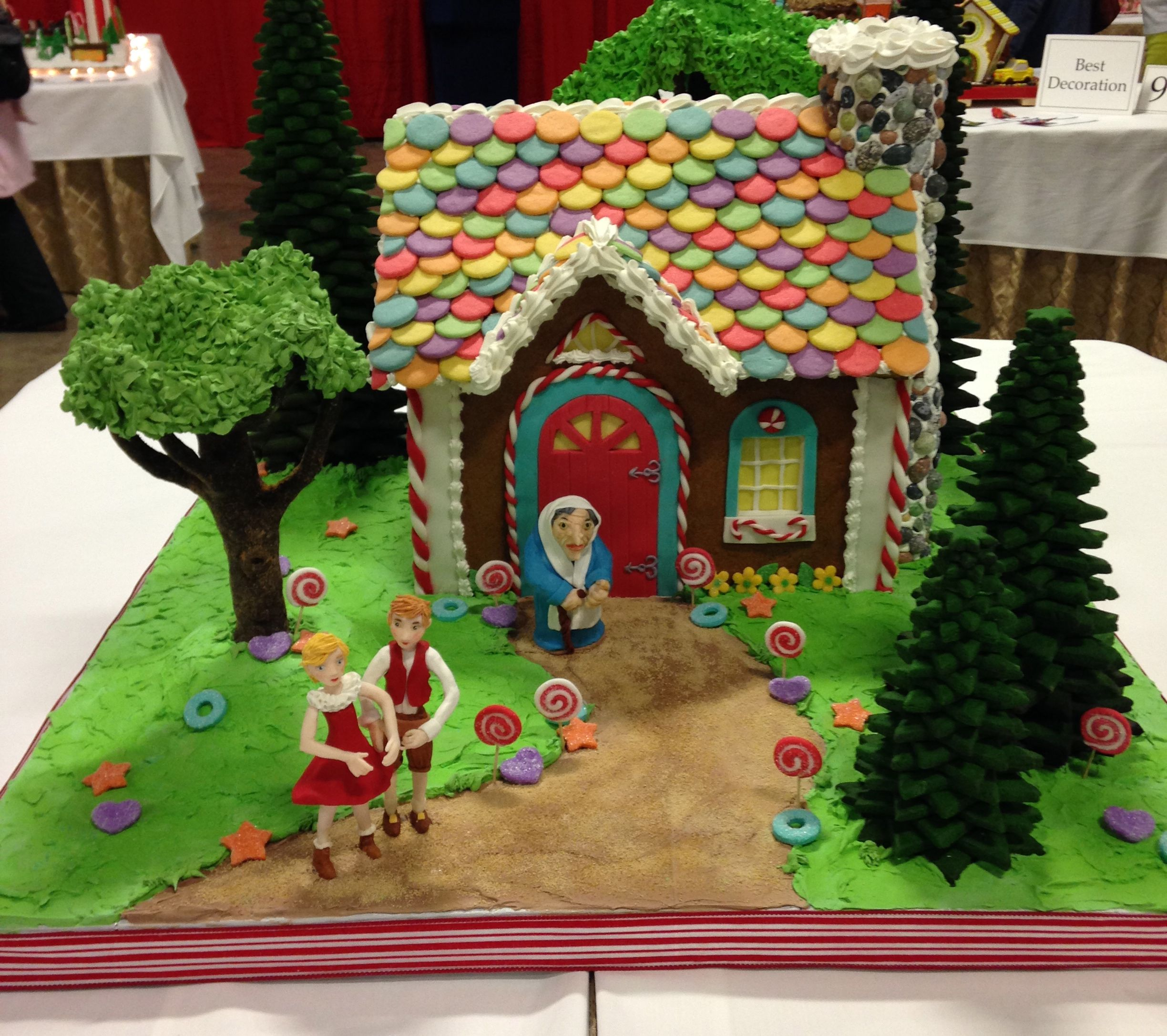 Abcya Christmas Tree: Gingerbread House Competition