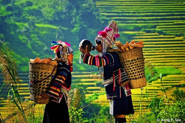 Kyaing Tong & the Golden Triangle, Myanmar http://exploretraveler.com/ http://exploretraveler.net