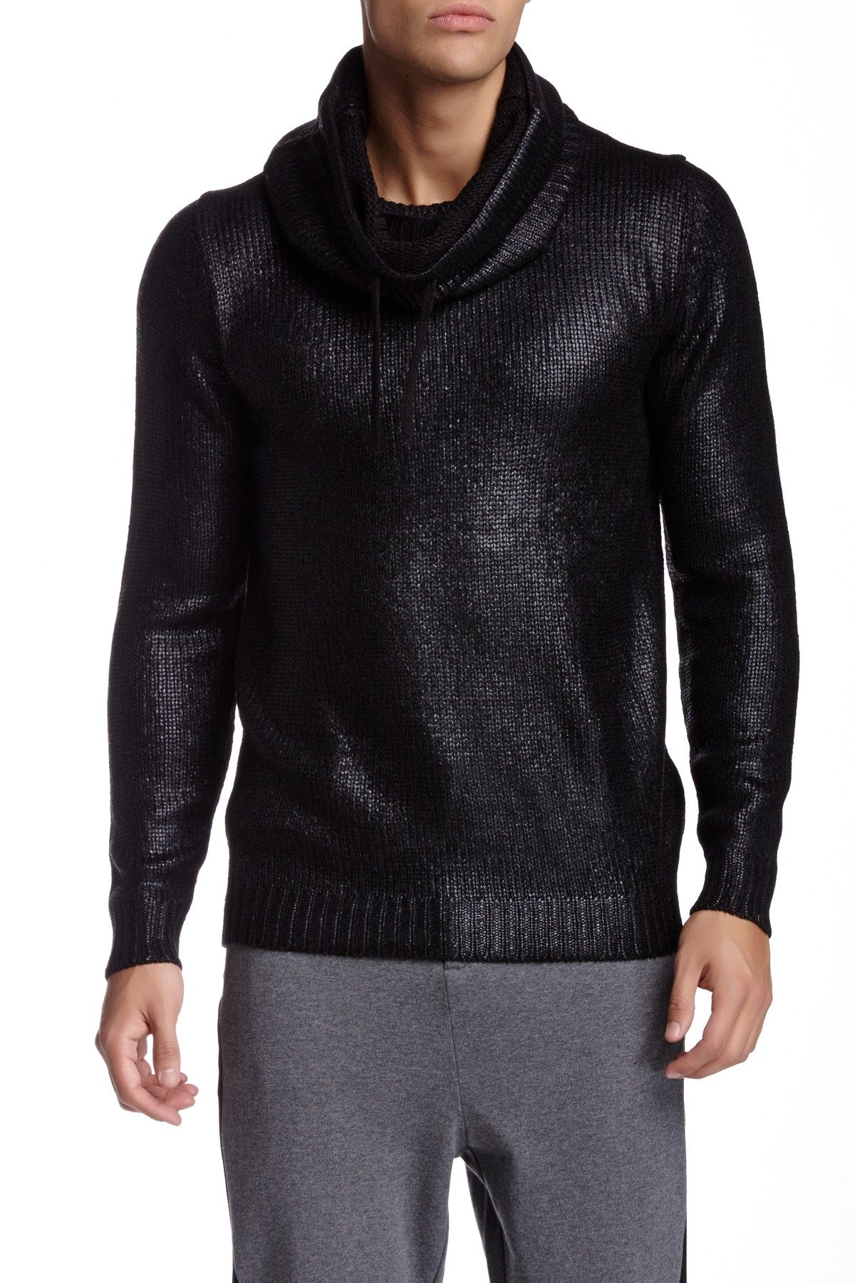ELEVENPARIS Koil Cowl Neck Sweater by ELEVENPARIS on @HauteLook ...