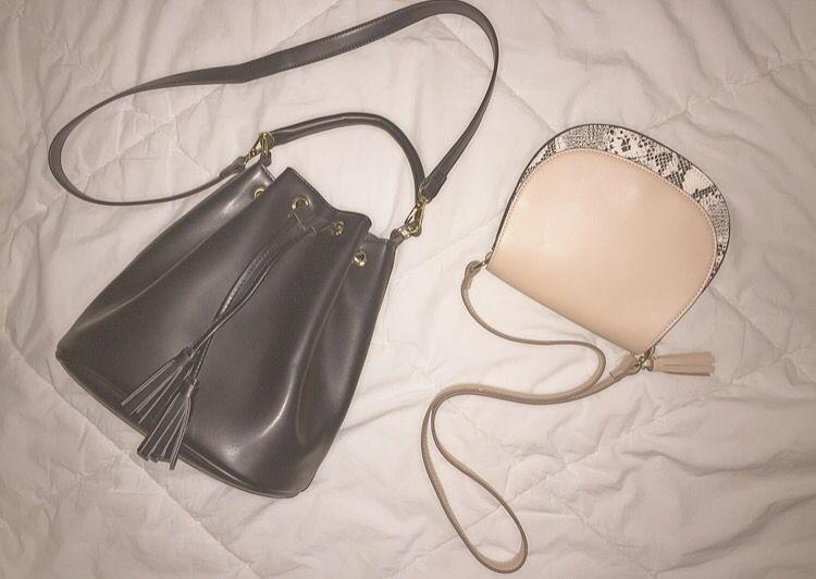 2a2014d0ddc2 2 bags under  20! Essentials