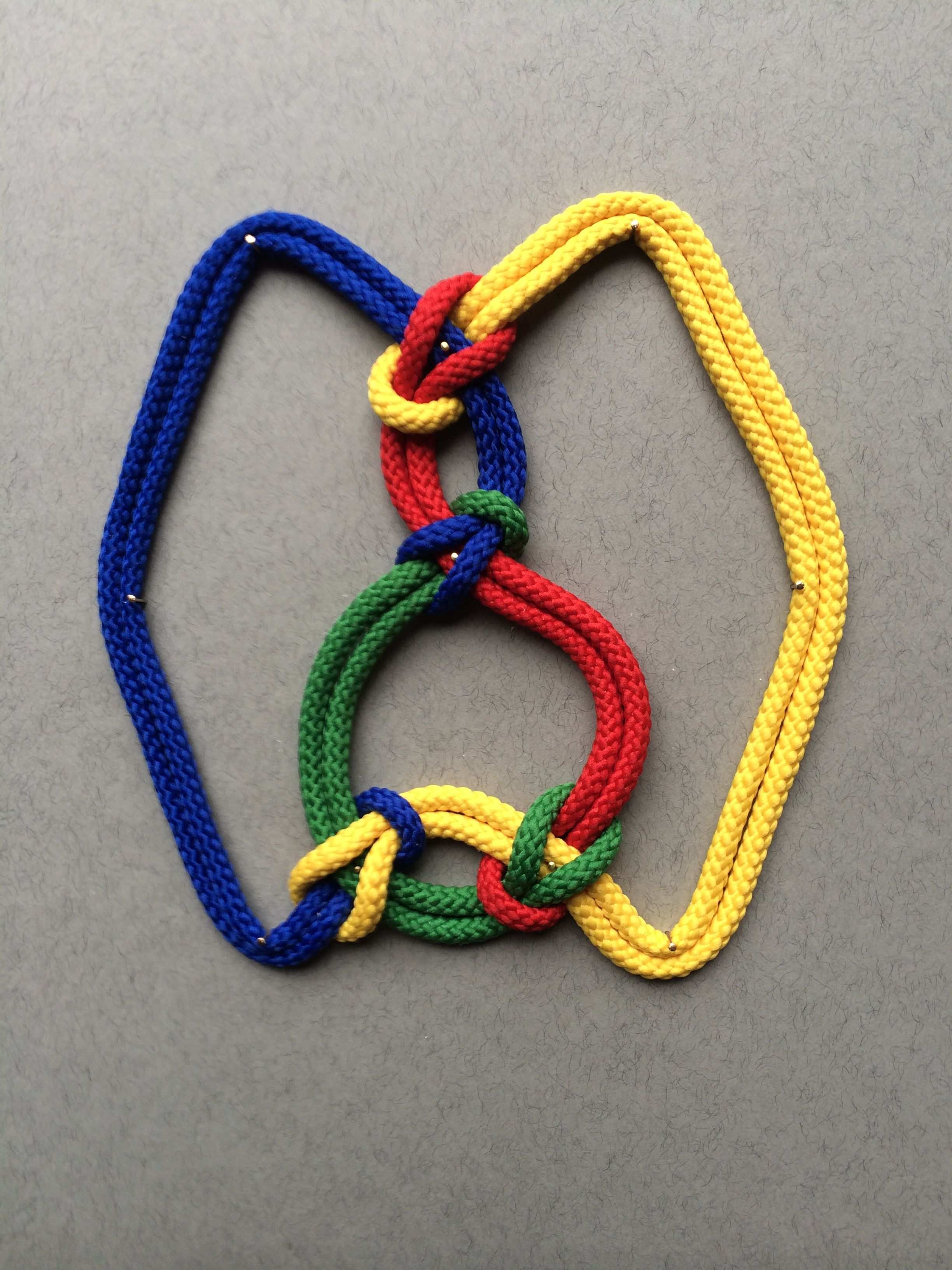4 1 Knot Theory Based On The Only Mathematical Knot With
