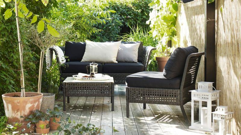 IKEA Gartenmöbel 20 schöne Ideen für den Außenbereich   Ikea gartenmöbel, Gartenmöbel, Außenmöbel