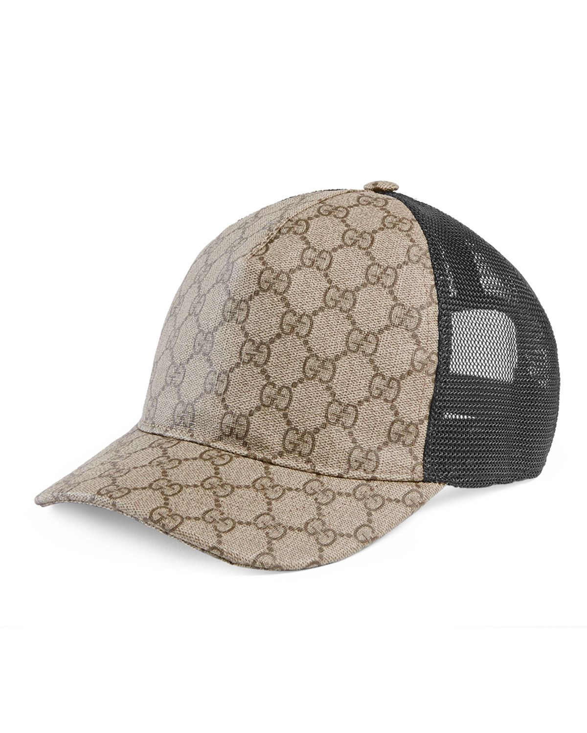 43fe75b7 Gg/mesh baseball hat beige in 2019 | *Clothing Accessories > Hats ...