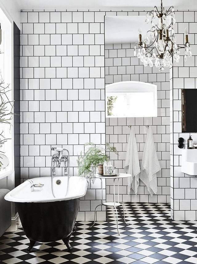21 Ways To Make Your Bathroom The Highlight Of Home  Black