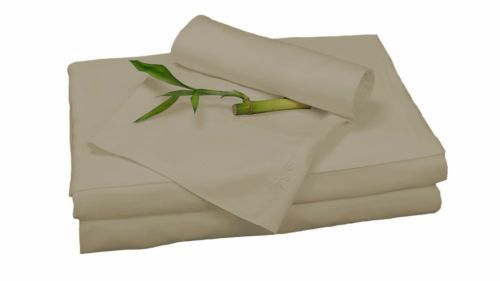 Eco Friendly Bamboo Comfort 1800 Series Sheet Set With Images