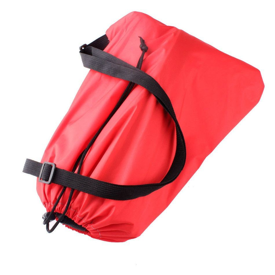 2016 Fast Inflatable Camping air bag Sofa Beach Sleeping Bags Nylon lazy laybag Air Bed chair 5 colors upgrade version