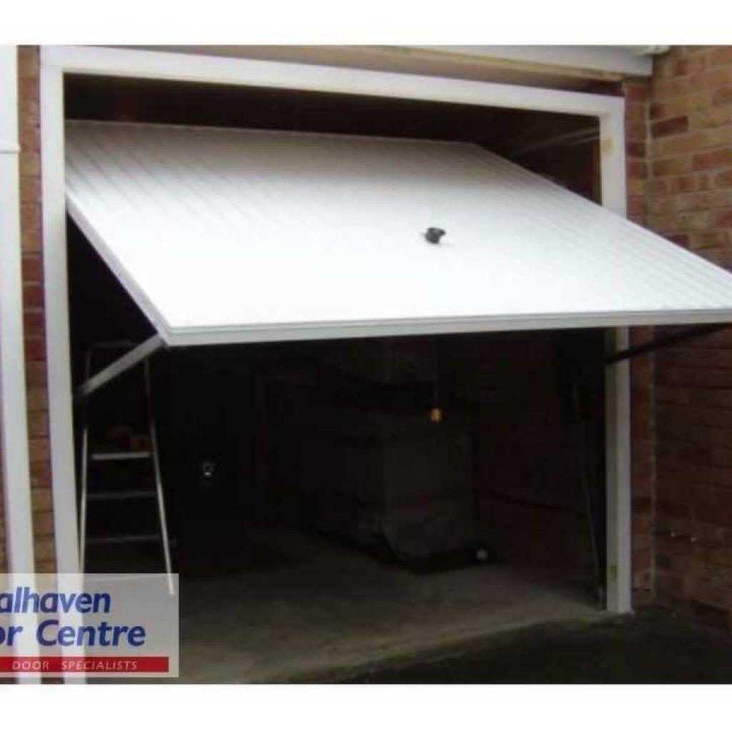 swing up garage door bottom seal