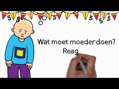 Daan heeft autisme. Wat moet moeder doen met Sinterklaas? - YouTube