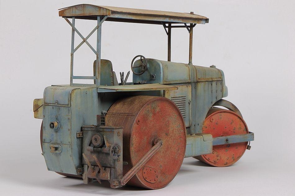 Roller Badezimmerschrank ~ Aveling barford roller scratch built by gordon ferguson painted