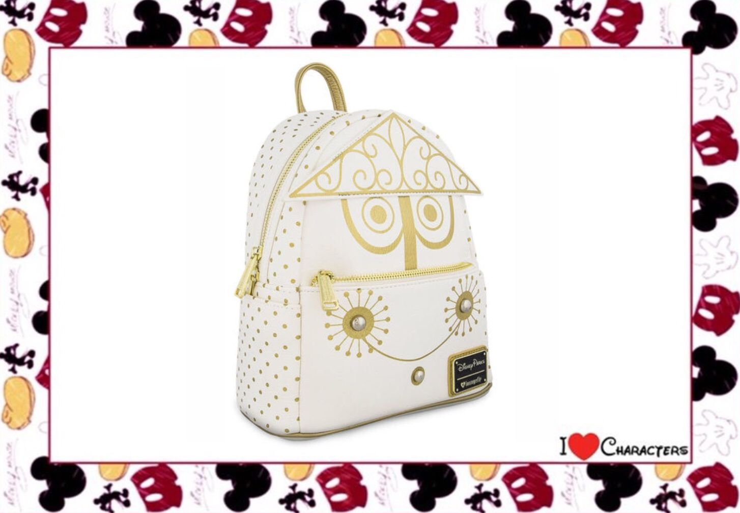 5b795a7e312 Disney It s a Small World Mini Backpack by Loungefly New with Tags ...