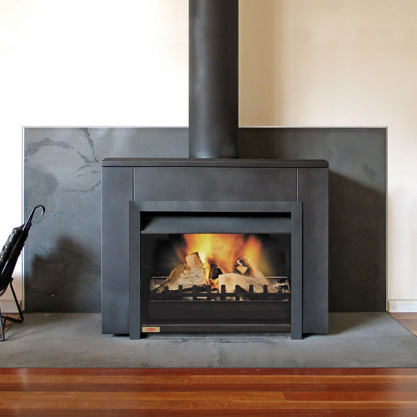 Jetmaster 700d Freestanding Wood Fire Package Standing Fireplace Open Fireplace Free Standing Electric Fireplace