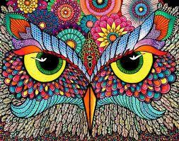 Resultado De Imagen Para Zentangle Art Color Animales Mandalas
