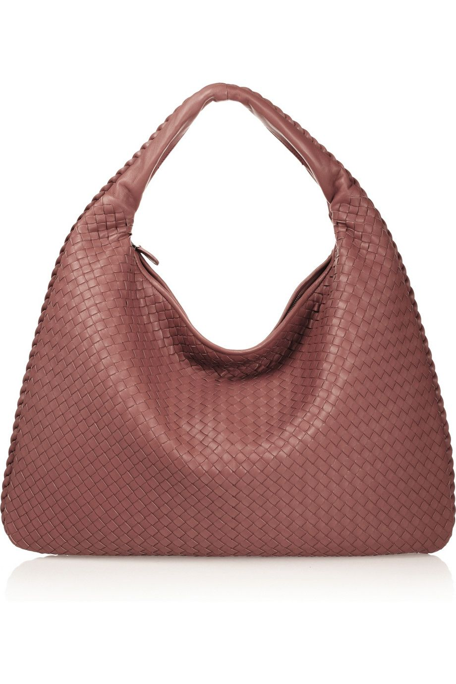 8bec7f4360d Bottega Veneta   Maxi Veneta intrecciato leather shoulder bag   NET-A -PORTER.COM