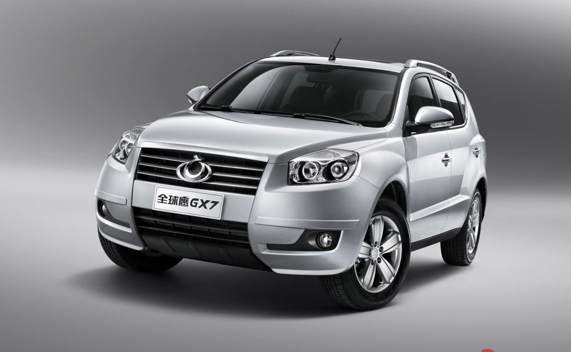 GX7 Geely reviews Автомобили