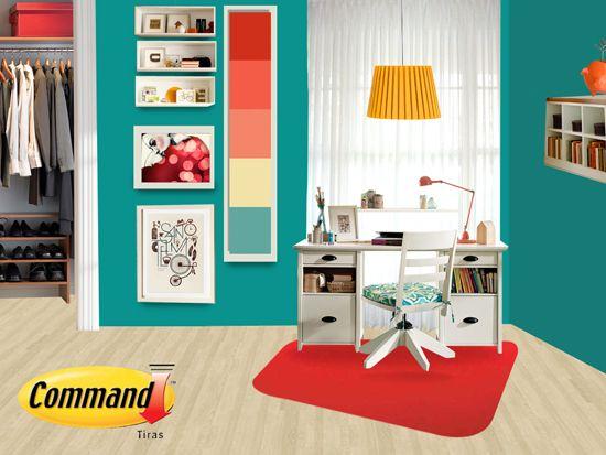 Paletas de colores para decorar tu hogar colores for Decoraciones para tu hogar