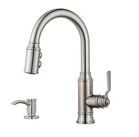 pfister s breckenridge pull down kitchen faucet this is the kitchen rh pinterest com