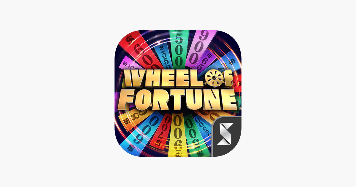 ‎Wheel of Fortune Show Puzzles on the App Store Wheel