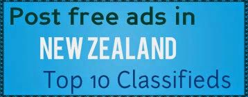 Free classifieds in new zealand