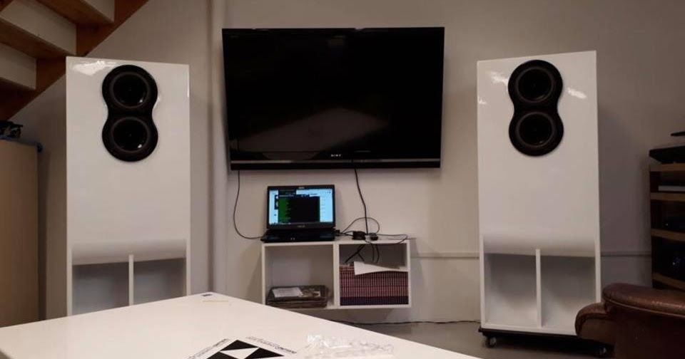 DUELUND COHERENT AUDIO HORN SPEAKERS | Mono and Stereo