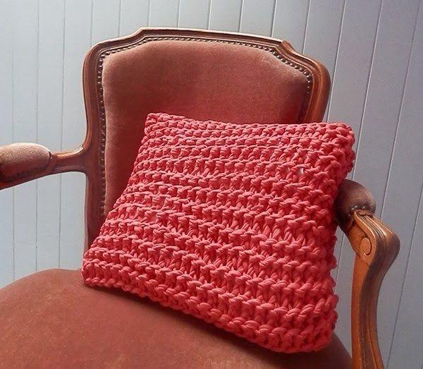Maisons du monde housse de coussin motifs rectangles en - Housse coussin 60x60 pour canape ...