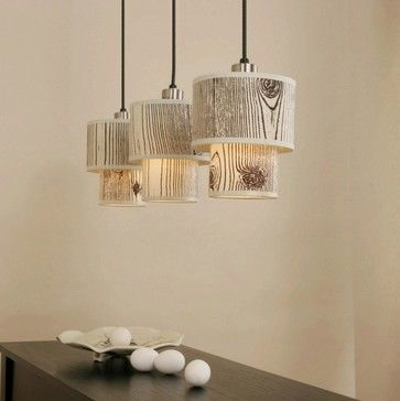 Lights Up Meridian Deco Pendant Eclectic